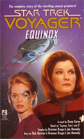 9780671042950: Equinox (Star Trek Voyager)