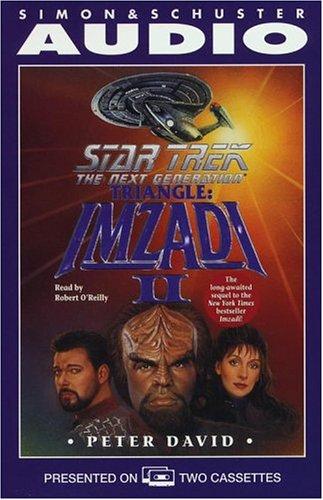 9780671043285: Triangle: Imzadi II (Star Trek: The Next Generation)