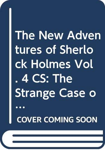 The New Adventures of Sherlock Holmes Vol. 4 CS: The Strange Case of the Demon Barber and The Mystery of the Headless Monk (0671043447) by Anthony Boucher; Denis Green
