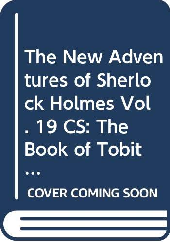 The New Adventures of Sherlock Holmes Vol. 19 CS: The Book of Tobit and Murder Beyond the Mountains (9780671043599) by Boucher, Anthony; Green, Denis
