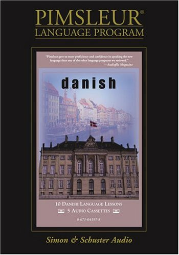 Danish: Programs, Pimsleur Language,