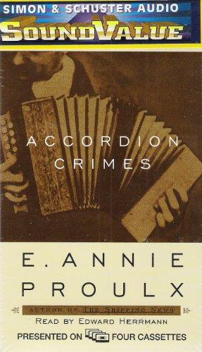 9780671045197: Accordion Crimes