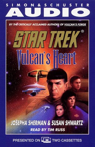 Star Trek: Vulcan's Heart (Star Trek: The Original Series) (9780671045609) by Josepha Sherman