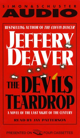 9780671045692: The Devil's Teardrop: A Novel of the Last Night of the Century (A Lincoln Rhyme Novel)