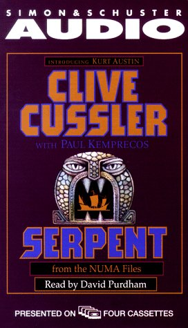 9780671046156: Serpent: A Kurt Austin Adventure