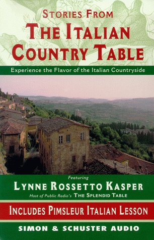 9780671047023: Stories from The Italian Country Table: Exploring the Culture of Italian Farmhouse Cooking