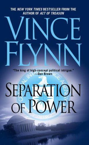 9780671047344: Separation of Power (Mitch Rapp Novels)