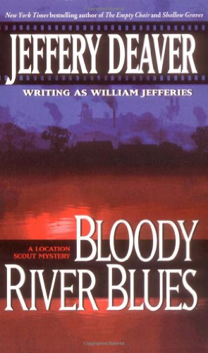 9780671047504: Bloody River Blues (Location Scout)