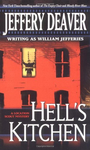 Hell's Kitchen 9780671047511 The New York Times bestselling author of The Empty Chair and The Devil's Teardrop, is back displaying his  ticking-bomb suspense  (People) in this never-before-published thriller. Every New York City neighborhood has a story, but what John Pellam uncovers in Hell's Kitchen has a darkness all its own. The Hollywood location scout and former stuntman is in the Big Apple hoping to capture the unvarnished memories of longtime Kitchen residents such as Ettie Washington in a no-budget documentary film. But when a suspicious fire ravages the elderly woman's crumbling tenement, Pellam realizes that someone might want the past to stay buried. As more buildings and lives go up in flames, Pellam takes to the streets, seeking the twisted pyromaniac who sells services to the highest bidder. But Pellam is unaware that the fires are merely flickering preludes to the arsonist's ultimate masterpiece, a conflagration of nearly unimaginable proportion, with Hell's Kitchen -- and John Pellam -- at its blackened and searing epicenter.