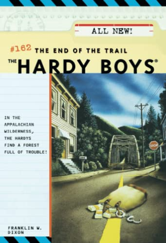 9780671047597: The End of the Trail (The Hardy Boys #162)
