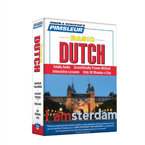 9780671047788: Pimsleur Dutch Basic Course - Level 1 Lessons 1-10 CD: Learn to Speak and Understand Dutch with Pimsleur Language Programs