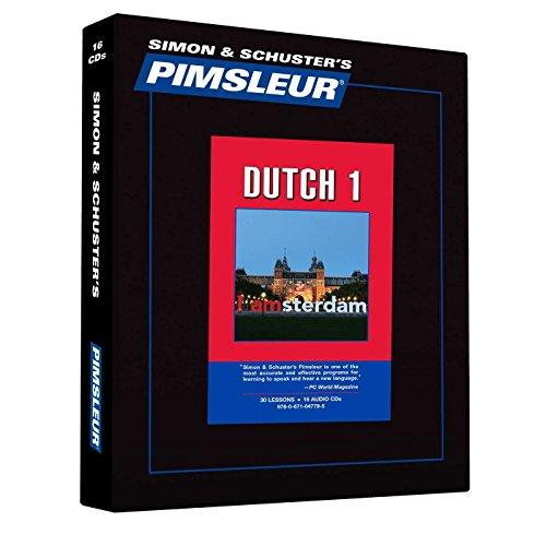 9780671047795: Pimsleur Dutch (Simon & Schuster's Pimsleur)
