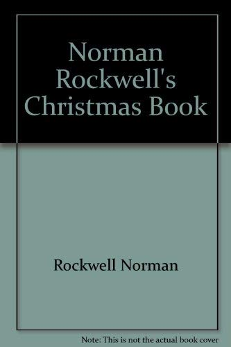 9780671056292: Norman Rockwell's Christmas Book
