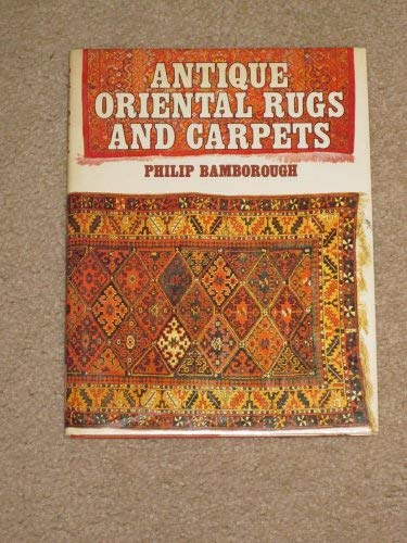 9780671060121: Antique Oriental Rugs and Carpets