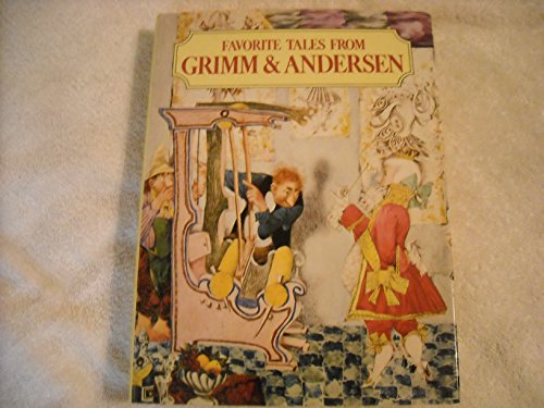9780671060404: Favorite Tales from Grimm and Andersen