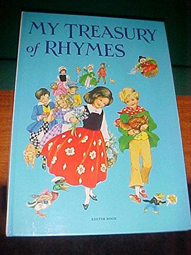 9780671065928: My Treasury of Rhymes