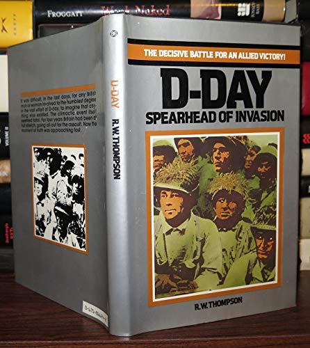 9780671066246: D-Day: Spearhead of Invasion (#06624)