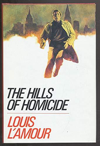 9780671066987: The Hills Of Homicide