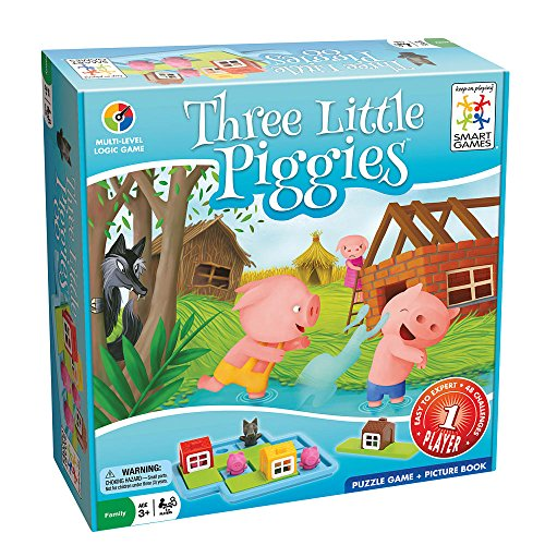 9780671067854: The Three Little Pigs