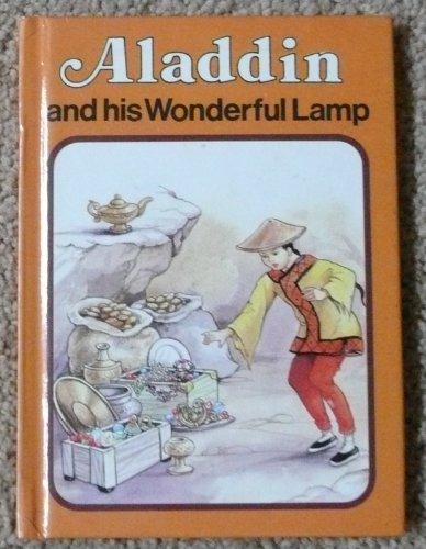 Aladdin and His Wonderful Lamp: Illustrator-Rene Cloke