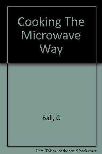 9780671069094: Cooking the microwave way