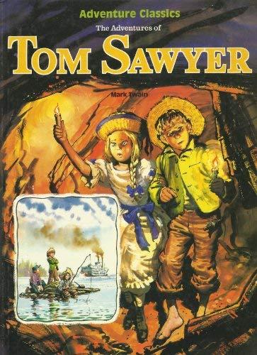 Mark Twain's Tom Sawyer: Carruth, Jane (Retold