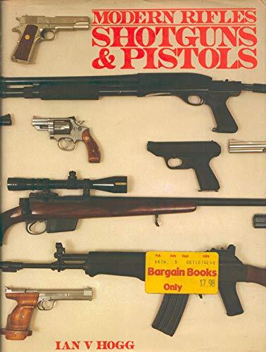 9780671075262: Modern Rifles, Shotguns and Pistols