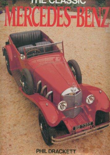 9780671075309: The Classic Mercedes-benz