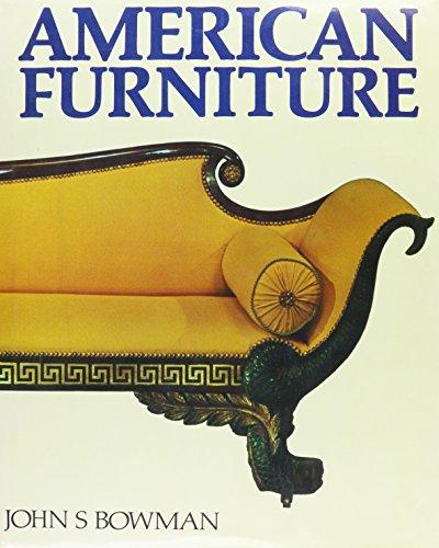9780671075781: American Furniture