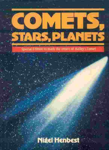 9780671076078: Comets, Stars, Planets: Halley's Comet/#07607