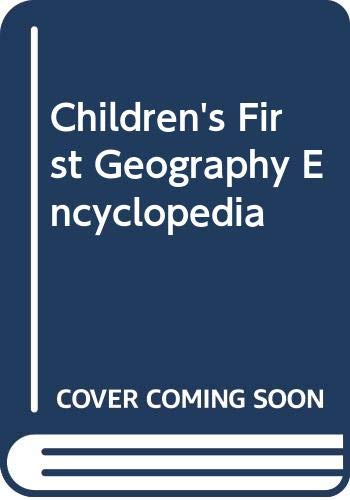9780671077464: Children's First Geography Encyclopedia
