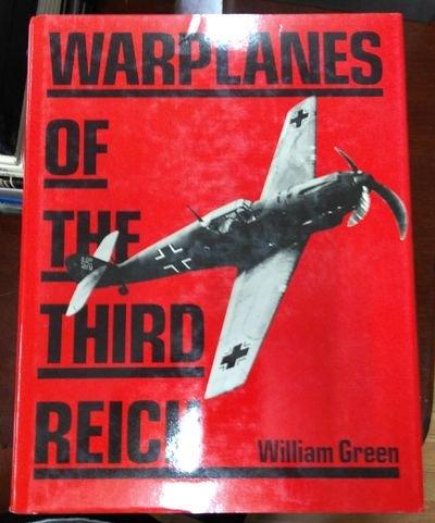 9780671081607: Warplanes of the Third Reich