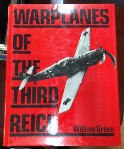 9780671081607: Warplanes of the Third Reich