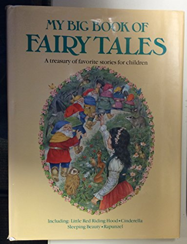 9780671085032: My Big Book of Fairy Tales/08503