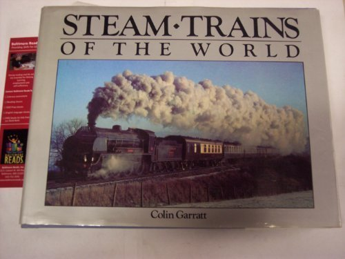 9780671086428: Steam Trains of the World