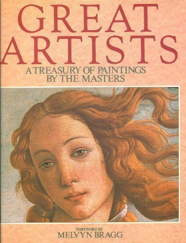 9780671086503: Great Artists: A Treasury of Paintings by the Great Masters