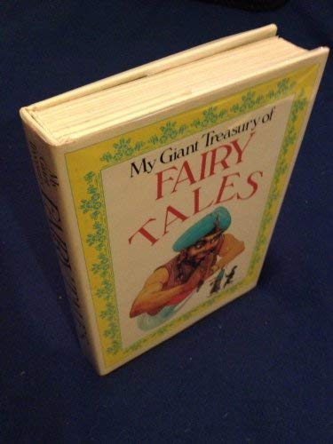 9780671091187: My Giant Treasury of Fairy Tales