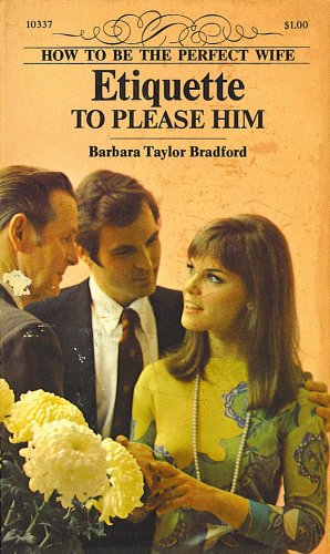 9780671103378: Etiquette to Please Him (How to be the Perfect Wife Series) (How to be the Perfect Wife, Etiquette to Please Him)