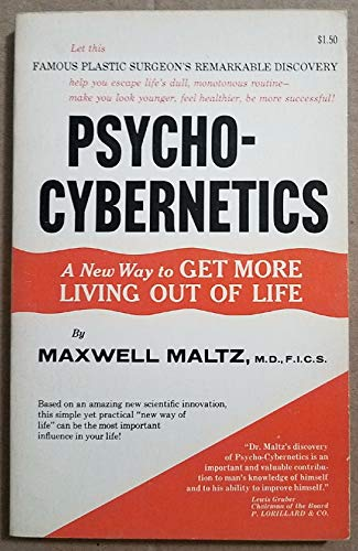 9780671106393: Psycho Cybernetics [Paperback] by Maxwell maltz