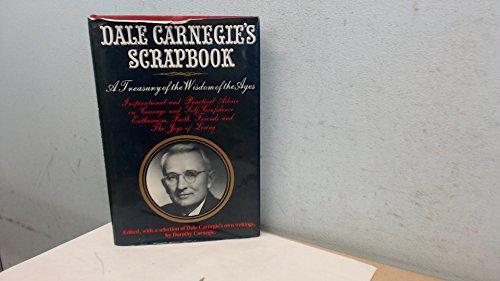 9780671189501: Dale Carnegie's Scrapbook