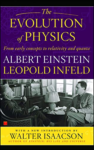 9780671201562: The Evolution of Physics