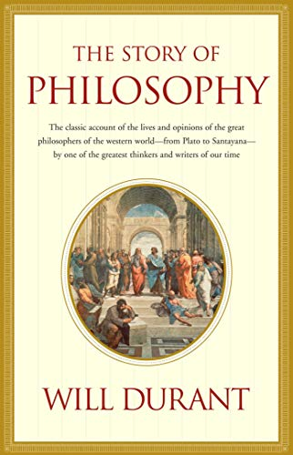 9780671201593: Story of Philosophy: The Lives and Opinions of the Greater Philosophers