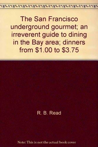 9780671201876: San Francisco Underground Gourmet