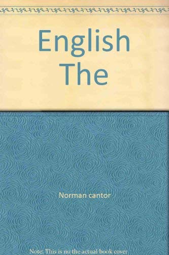 English The: Norman cantor