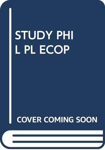 9780671202460: Studies in Philosophy, Politics and Economics