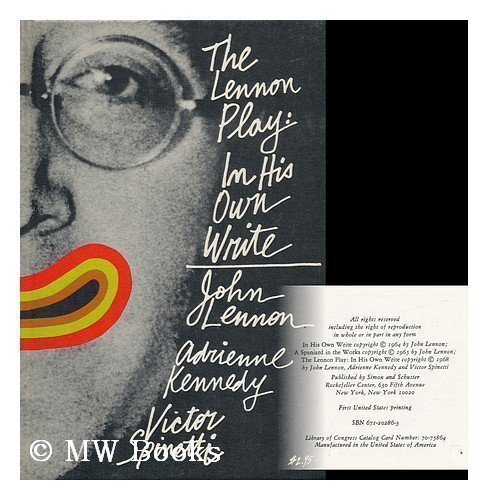 The Lennon play: In his own write: Lennon, John