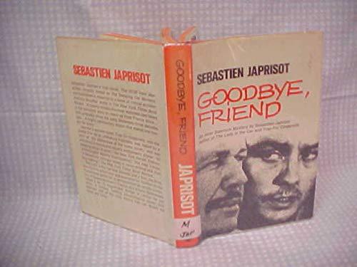 9780671202873: Goodbye, Friend