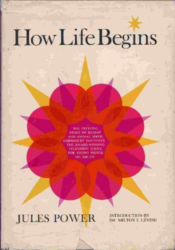 9780671203191: How Life Begins