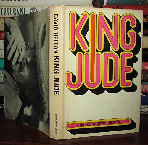 King Jude;: A novel: Helton, David