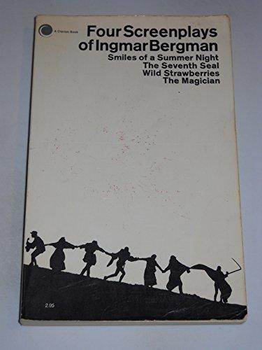9780671203535: Four Screenplays of Ingmar Bergman
